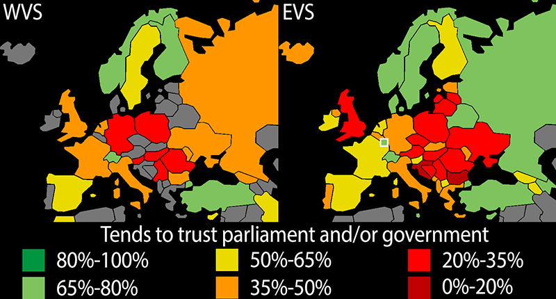 Political Trust And The Crisis Of Democracy Oxford Research